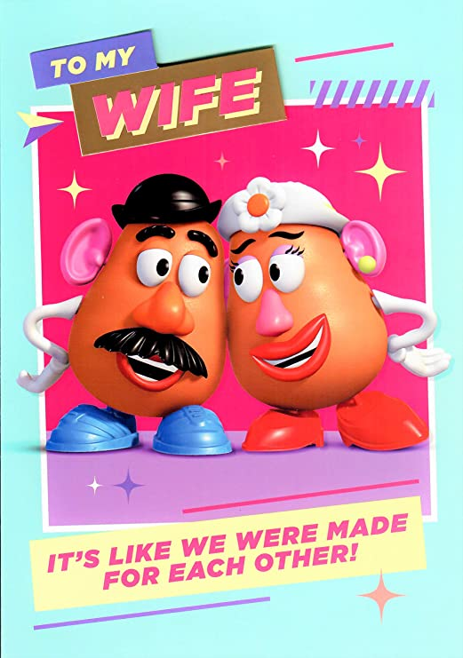 Tarjeta de felicitación de cumpleaños para esposa, «Made for ...