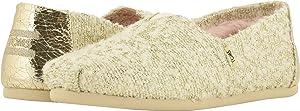 TOMS Women's Alpargata Espadrille Slip On Shoes