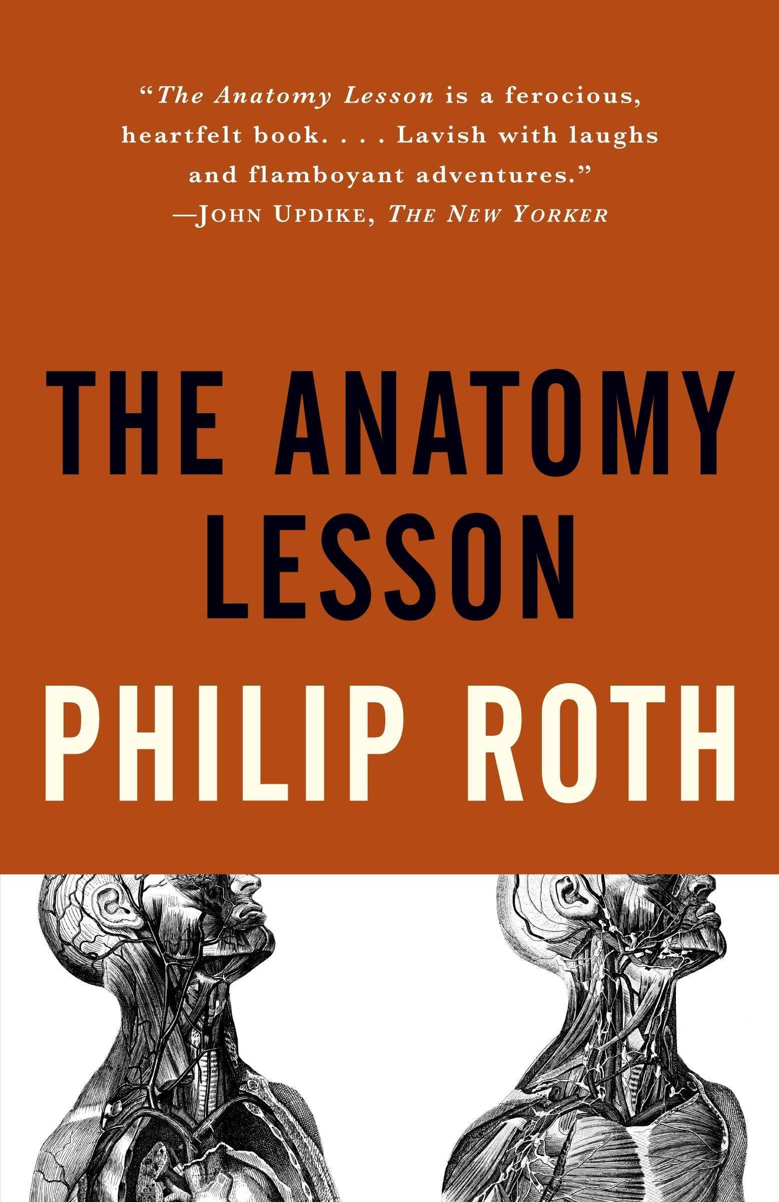 The Anatomy Lesson: Philip Roth: 9780679749028: Amazon.com: Books