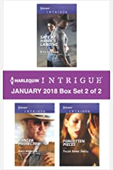 Harlequin Intrigue January 2018 - Box Set 2 of 2: An Anthology Kindle Edition