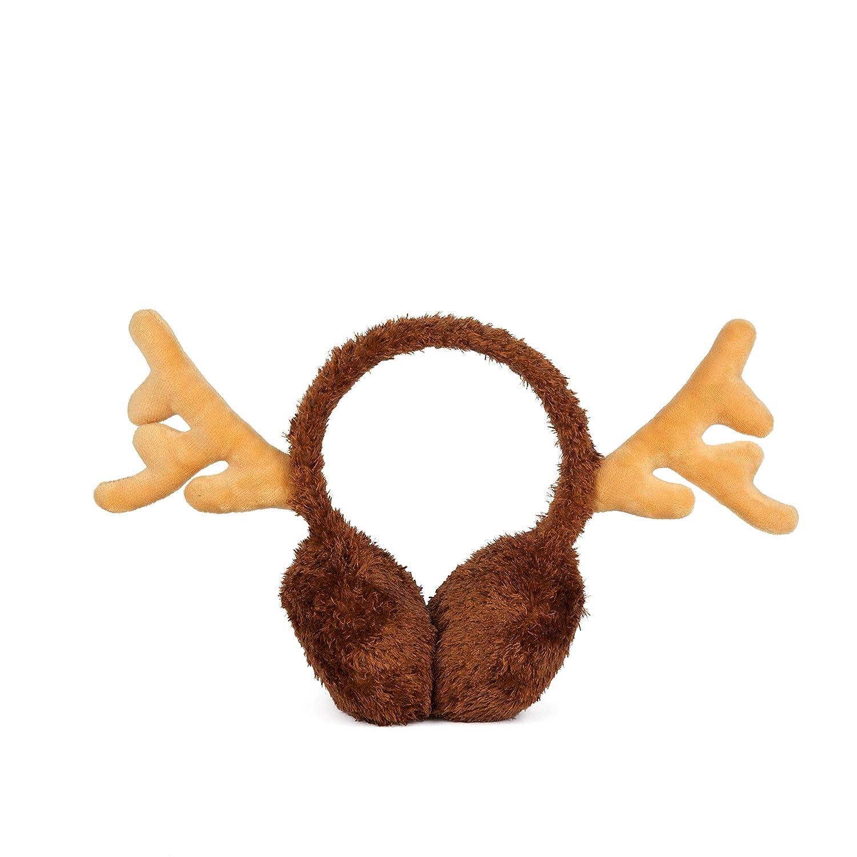 BigMouth Inc Reindeer Ear Muffs