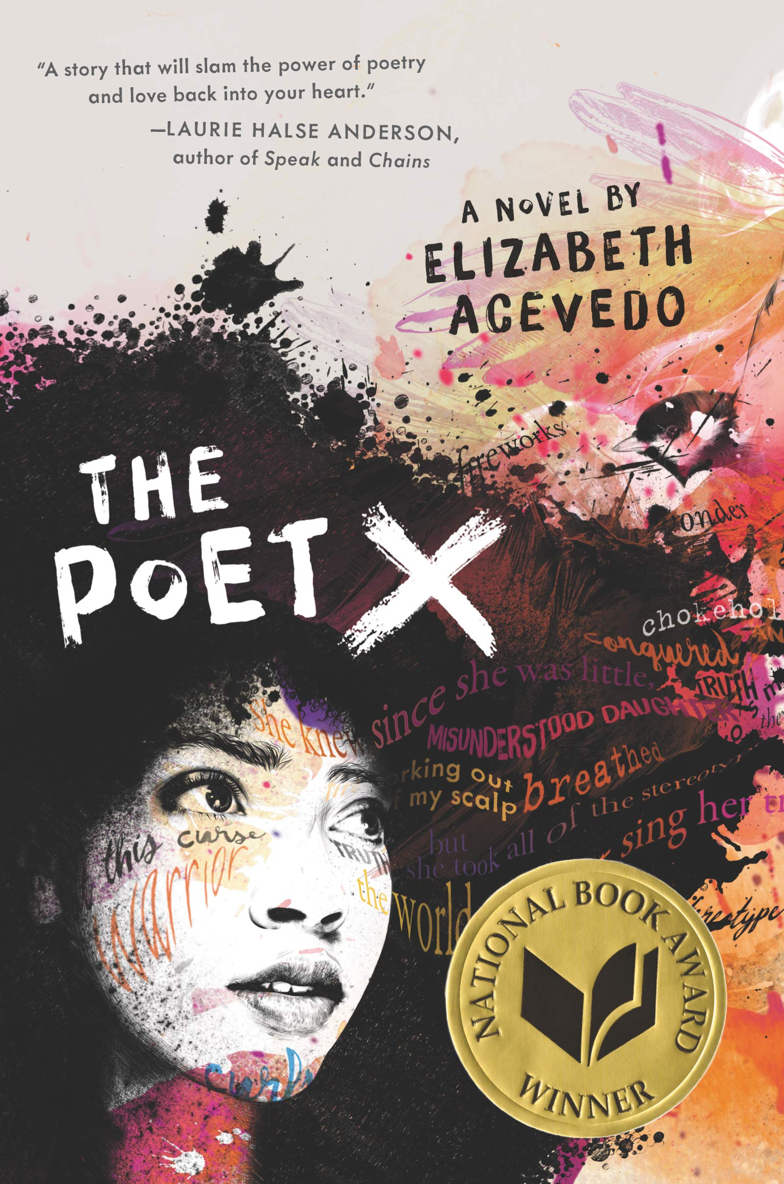 Image result for the poet x cover
