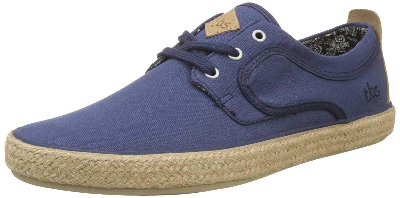 TALLA 41 EU. TBS Restart, Zapatos de Cordones Oxford para Hombre