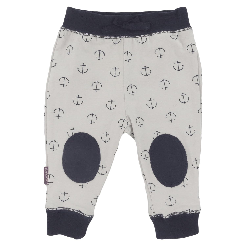 18 Months Blue Banana Baby Boys Play Pants Grey Print