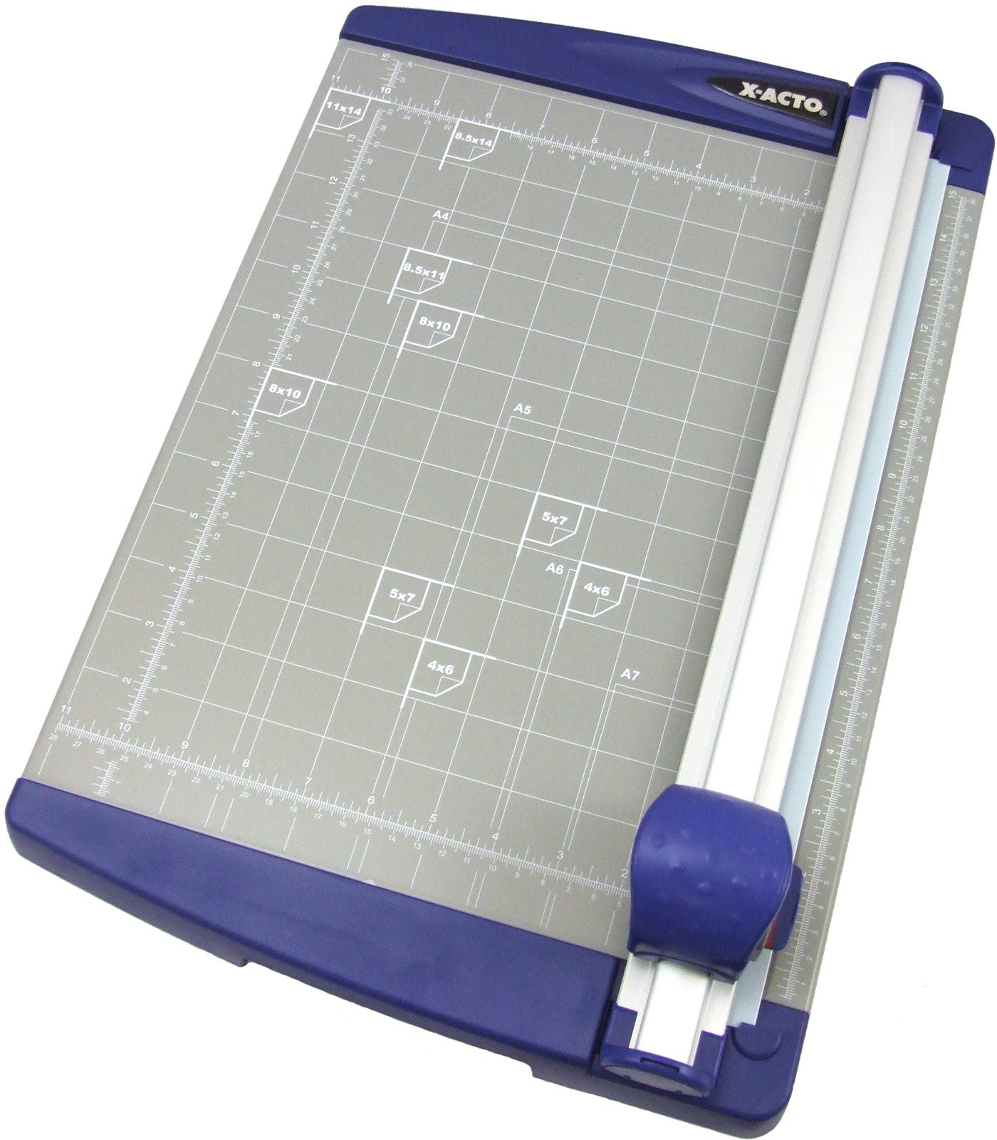 X-ACTO Rotary Paper Trimmer, for Medium Weight Cutting, 26455