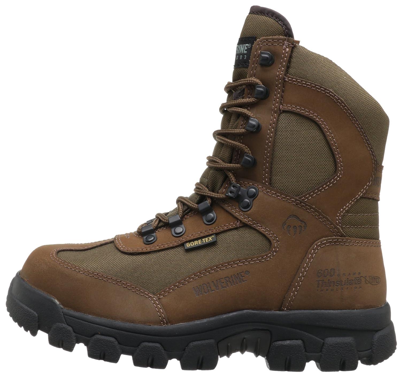 6d57e4d0d73 Amazon.com   Wolverine Men's Big Bison Steel Toe Hunting Boot   Hunting