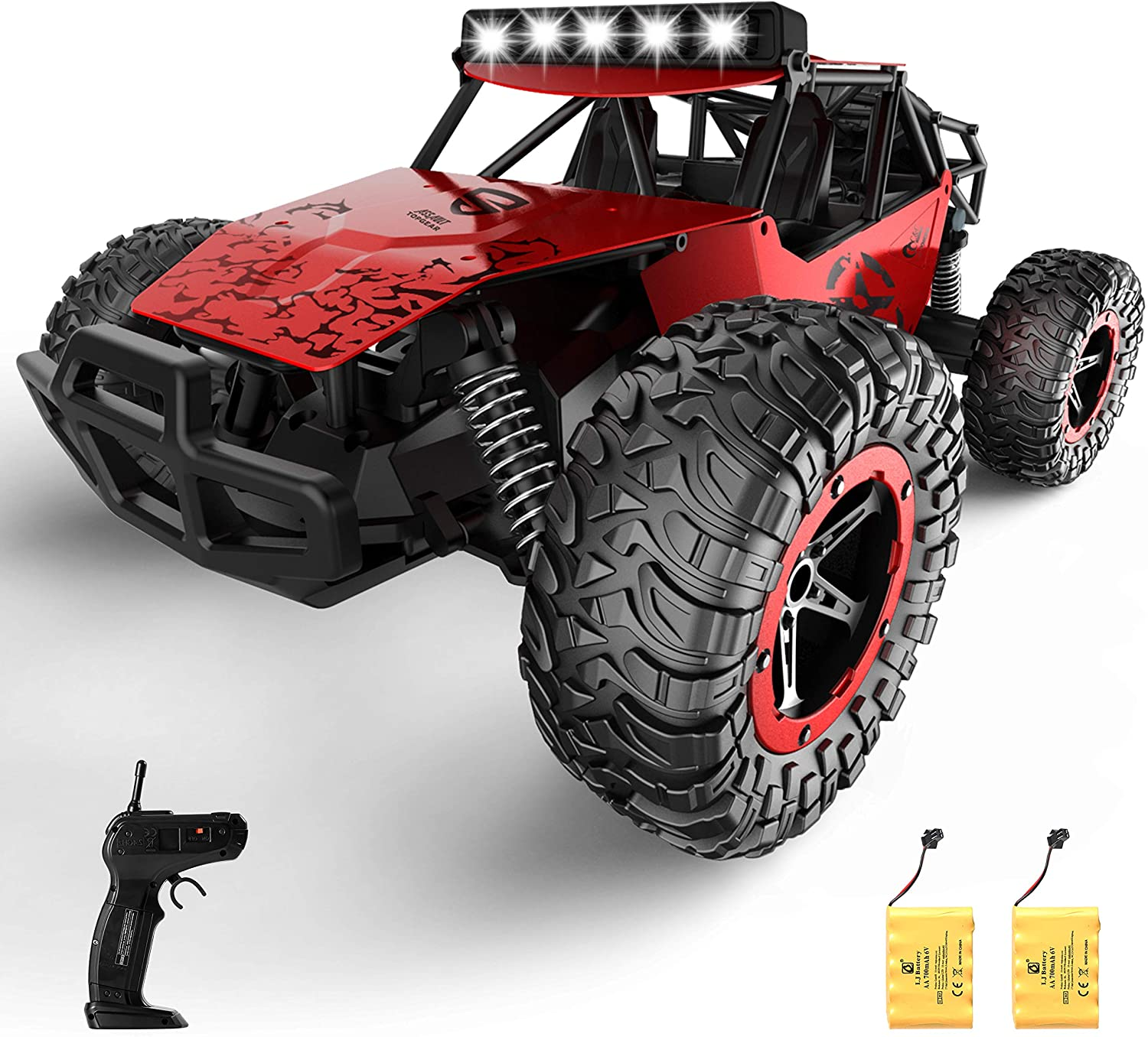 SZJJX 1:14 Scale Fast All Terrain Off-Road RC Car $19.49 Coupon