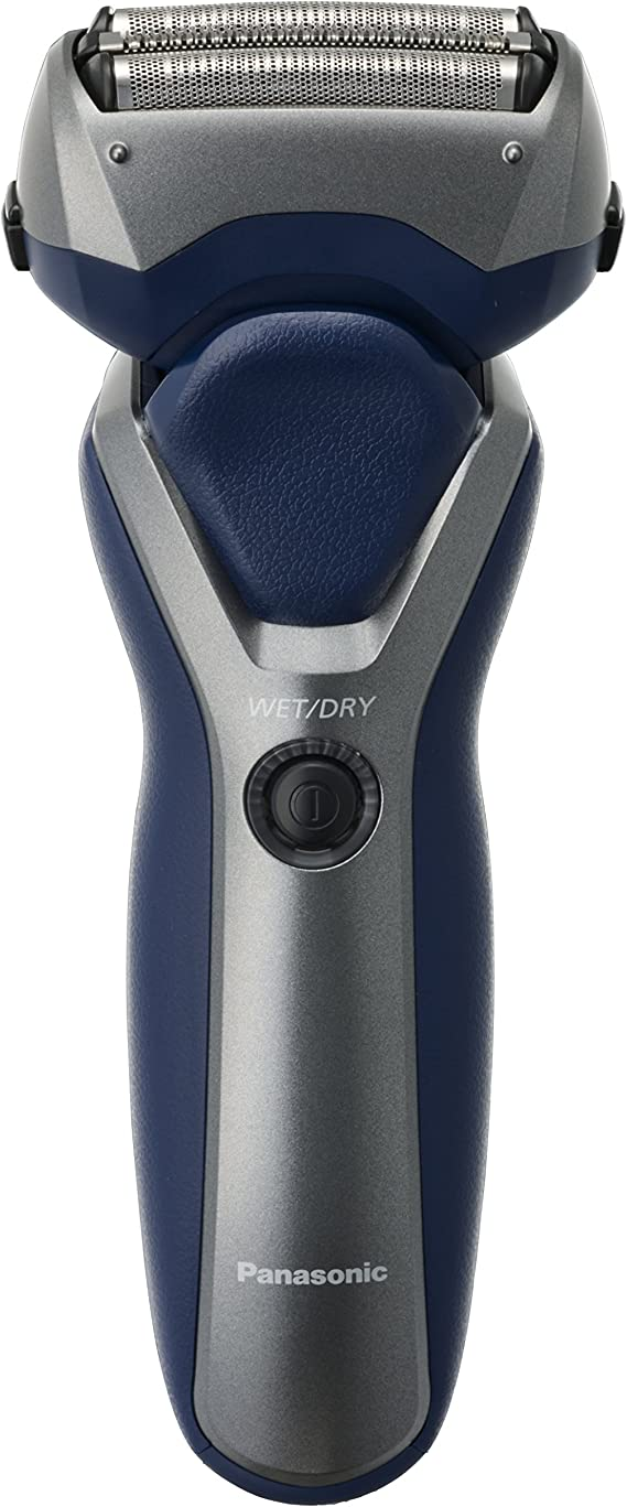 Panasonic Es-rt17-k Arc3 Electric Shaver 3-Blade Cordless Razor with Wet Dry Convenience for Men