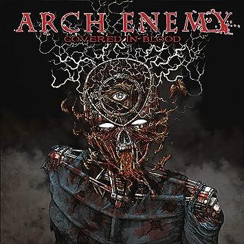 Αποτέλεσμα εικόνας για arch enemy covered in blood