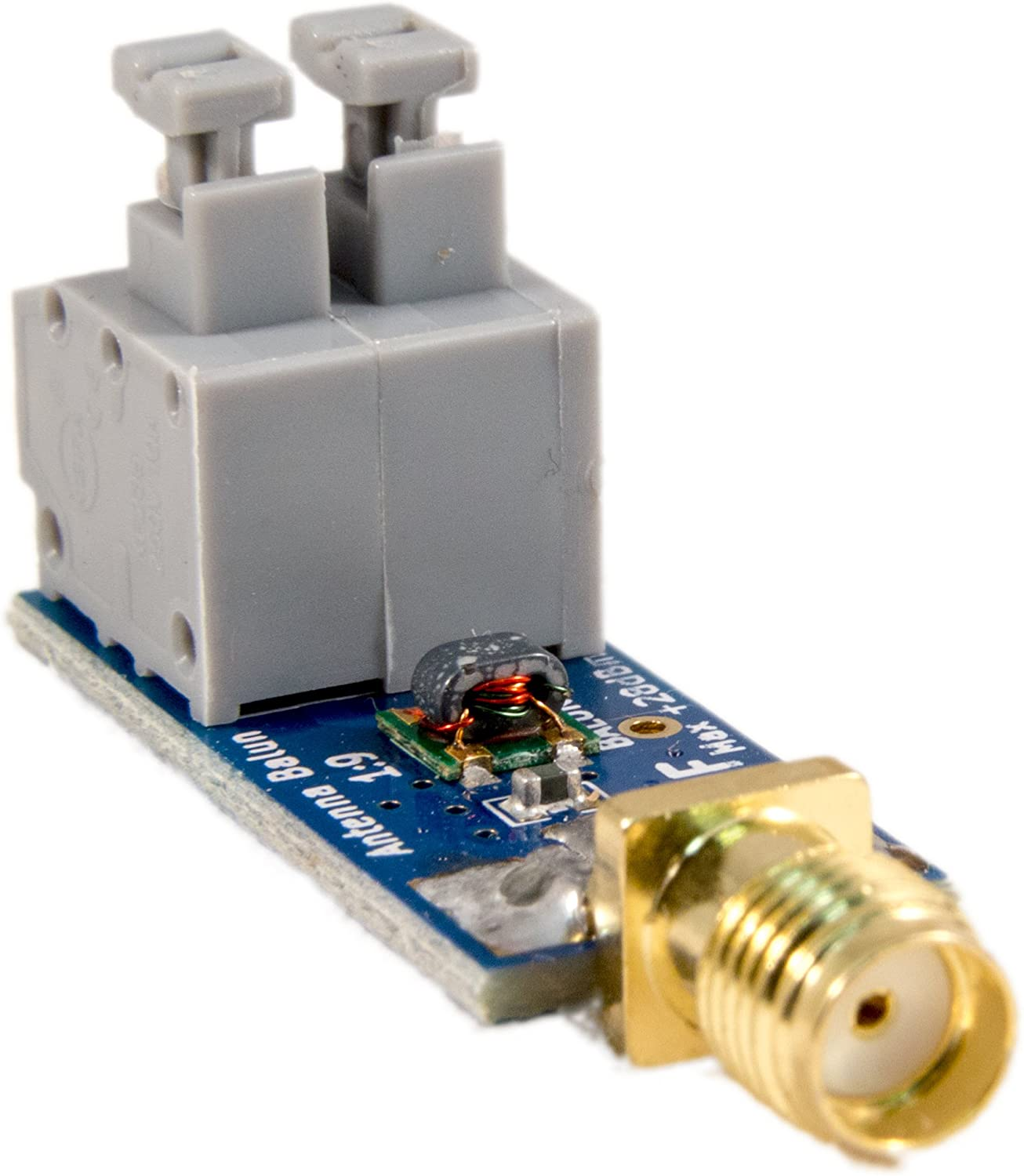 NooElec /'Balun One Nine/' Tiny Low-Cost  9:1 Balun; Long Wire HF Antenna RTL-SDR