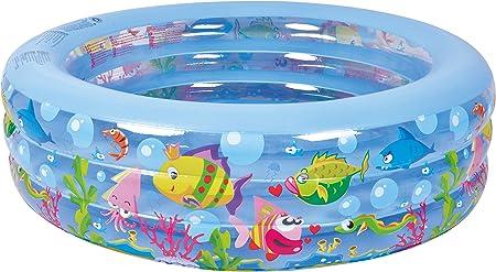 Amazon.com: Jilong Acuario Piscina 185 – Gran piscina de los ...