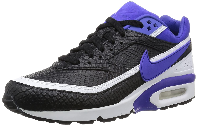 quality design ecf99 57649 Amazon.com   Nike Air Max BW Premium (Olympic Pack) Black Crimson-Midnight  Navy (13)   Running