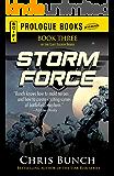 Storm Force: Book Three of the Last Legion Series