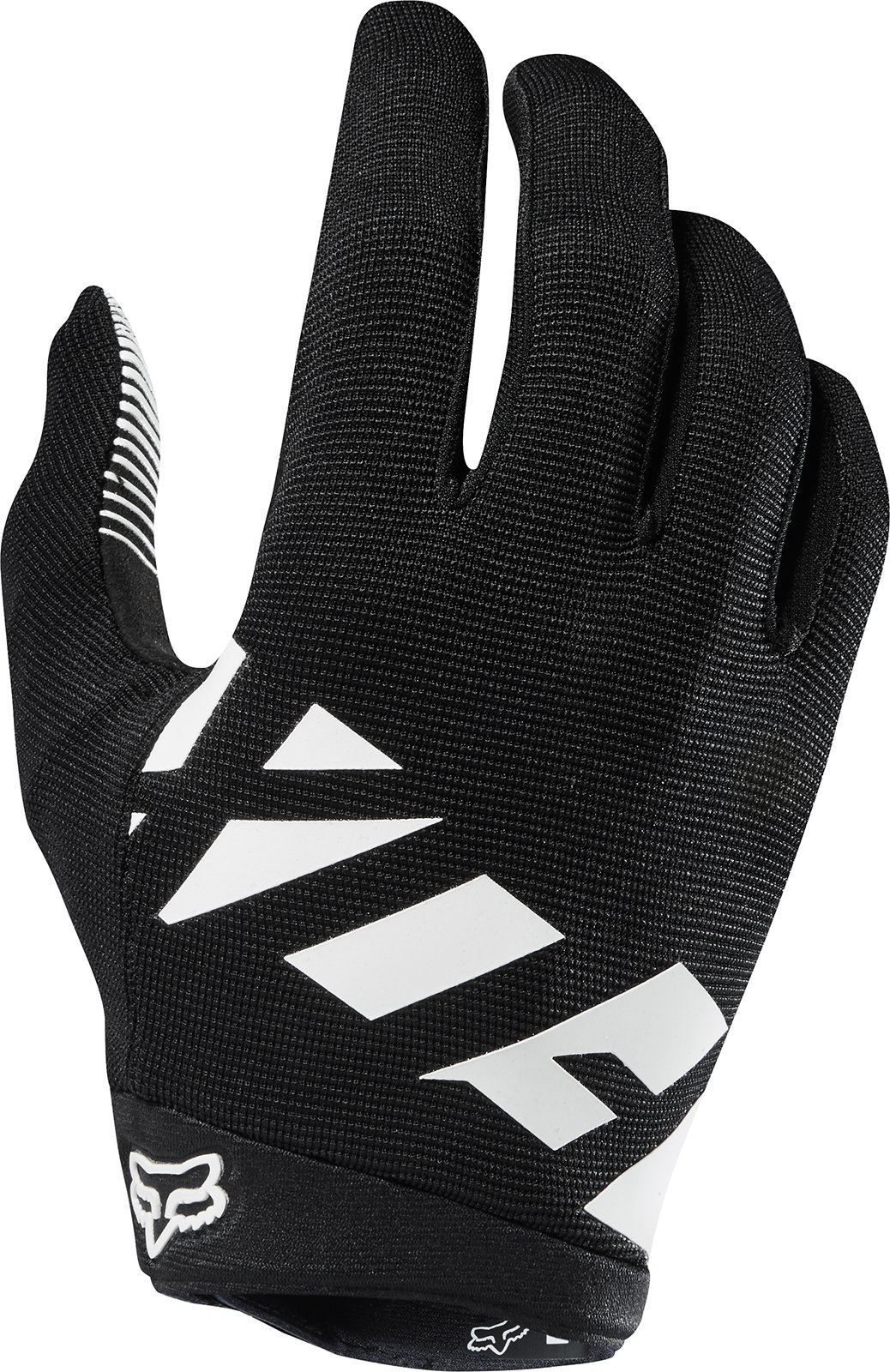 Fox Racing Ranger Glove - Men's Black/White, L by Fox Racing