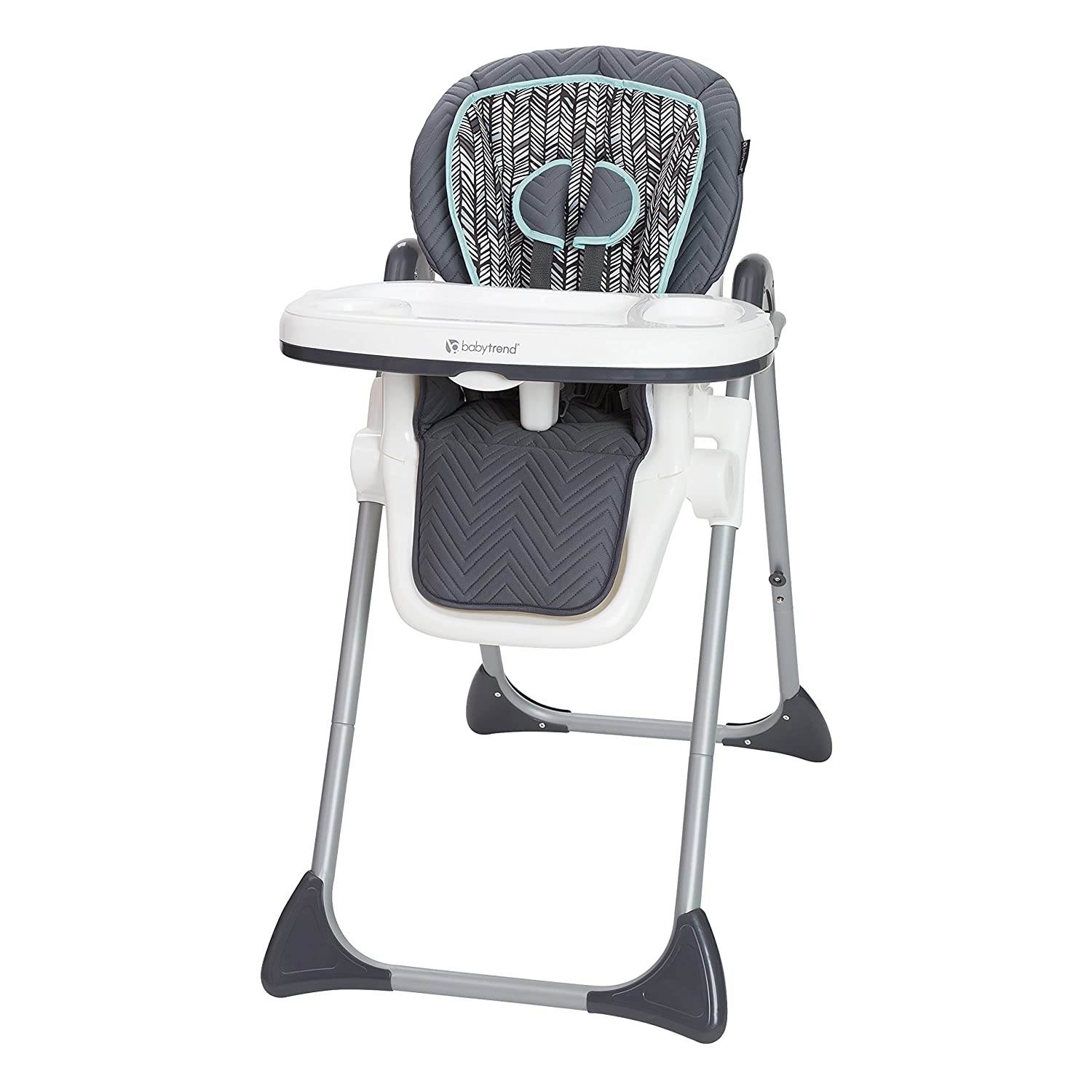 Baby Trend Tot Spot High Chair, Ziggy
