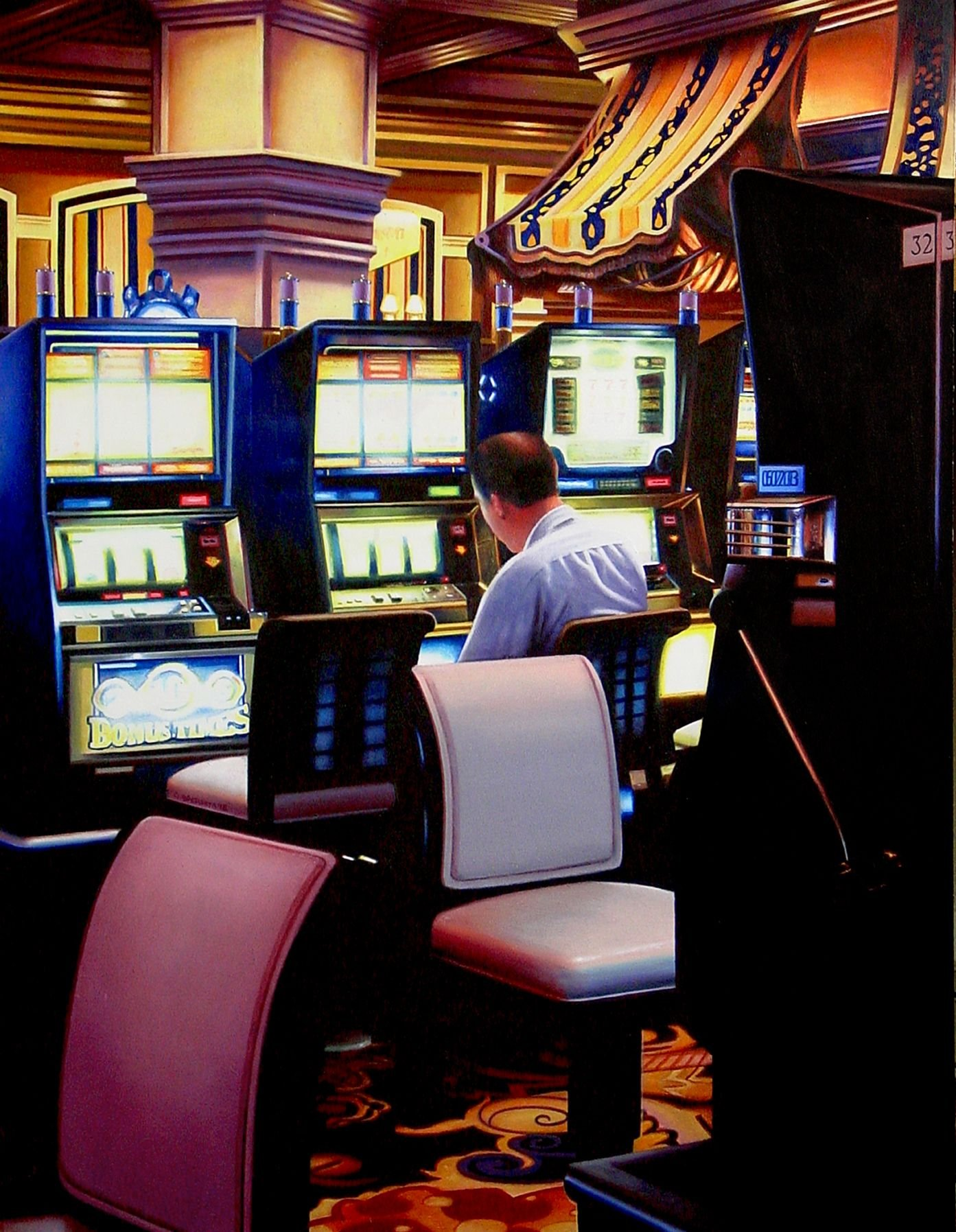 Las Vegas Slot Machines by