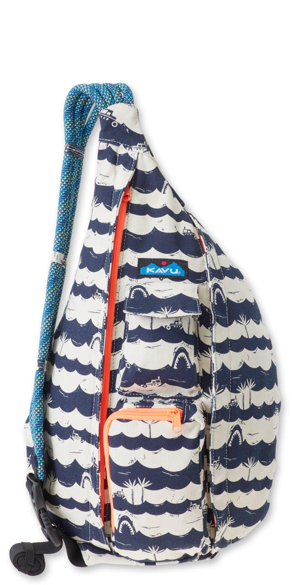 KAVU Rope Bag, Shark Bait, One Size