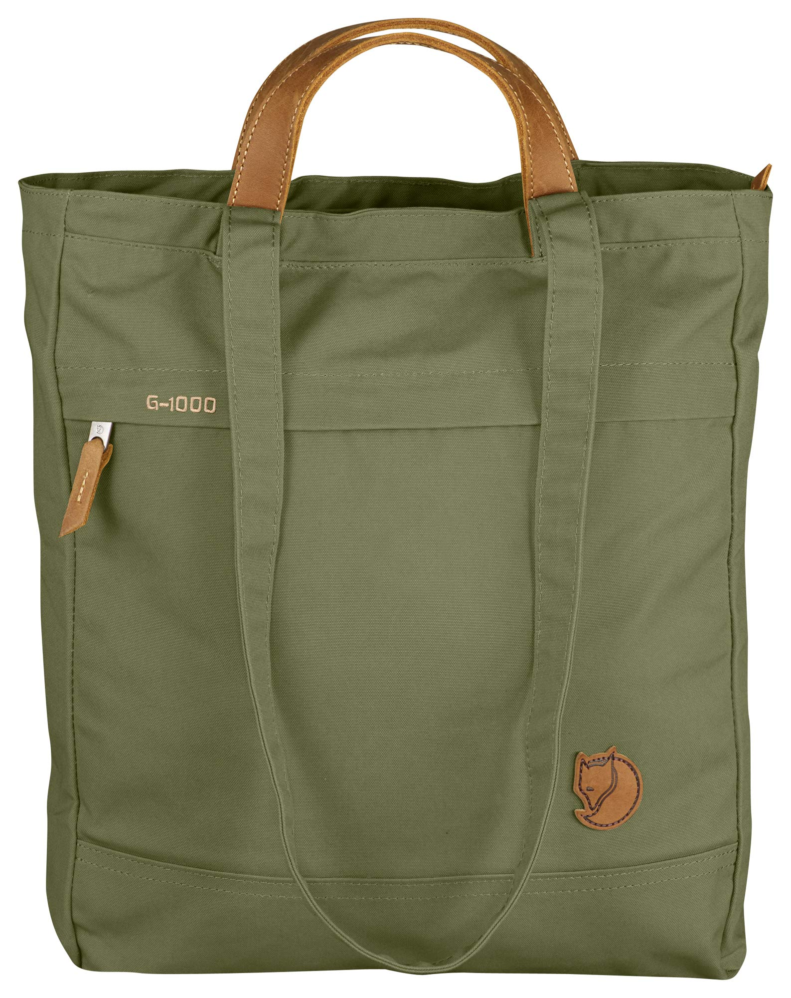 Fjallraven - Totepack No. 1 Backpack for Everyday Use, Green by Fjallraven