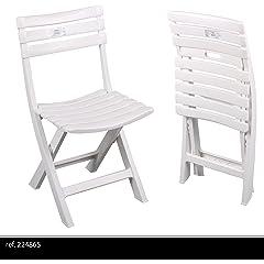 Sedie In Plastica Usate.Amazon It Sedie Arredamento Da Giardino E Accessori Giardino E
