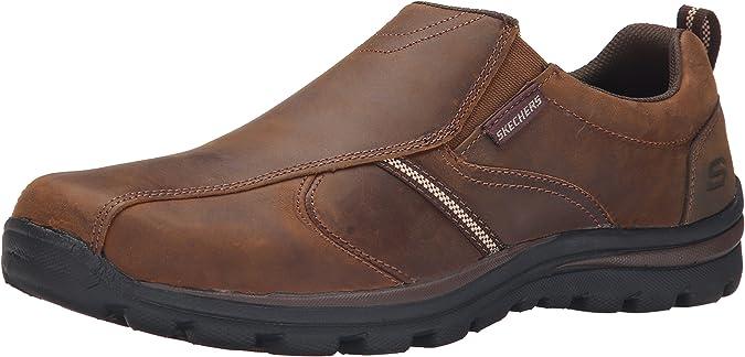 considerado transferir Bastante  Amazon.com | Skechers Men's Superior-Misko | Loafers & Slip-Ons
