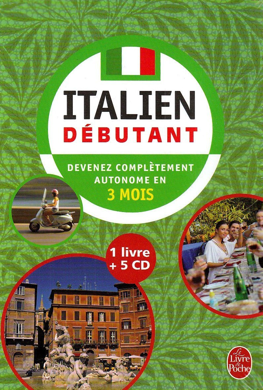 Download Coffret Italien Debutant Livre 5 CD (Ldp Meth.Audio) (French Edition) PDF