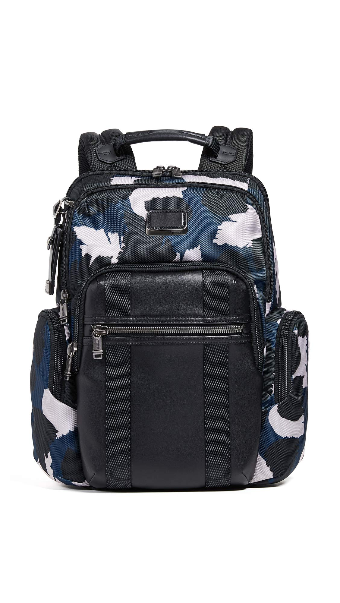 Tumi Men's Alpha Bravo Nellis Backpack, Congo Print, One Size