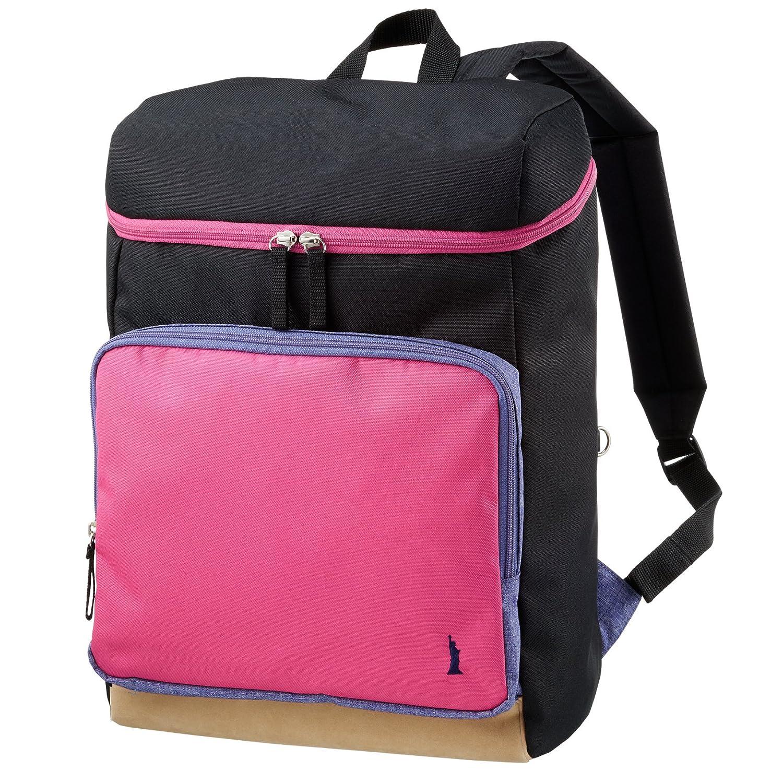 [イーストボーイスクール] デイバッグ 23L  7209078 B074PP2Y6X ピンク ピンク