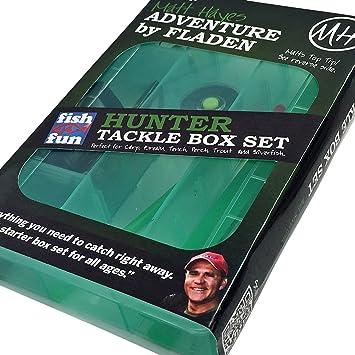 Fladen Matt Hayes Adventure Hunter Pack de señuelos, anzuelos ...