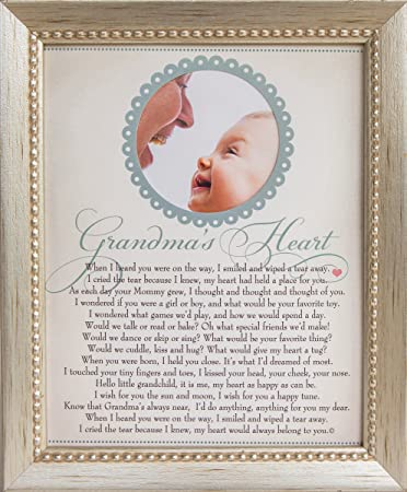 Amazon The Grandparent Gift Heart Collection 8x10 Picture