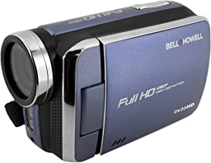 Bell+Howell DV30HD-BL HD Video Camera with 3
