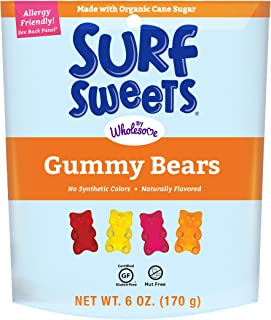 product image for SURF SWEETS GUMMY BEARS VALPK 6OZ