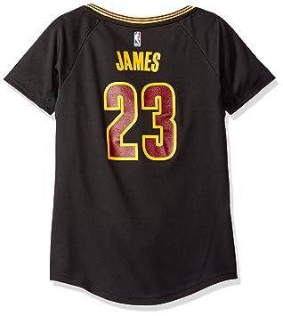 la meilleure attitude d10df 00bb0 adidas NBA Cleveland Cavaliers Lebron James # 23 Réplique ...