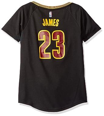 newest 53f90 64631 Fan Shop Wordsto Kids Baseball Jersey 23-Cleveland-Cavaliers ...