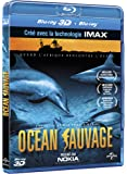 Ocean sauvage 3D active [Blu-ray 3D compatible 2D] [Import italien]