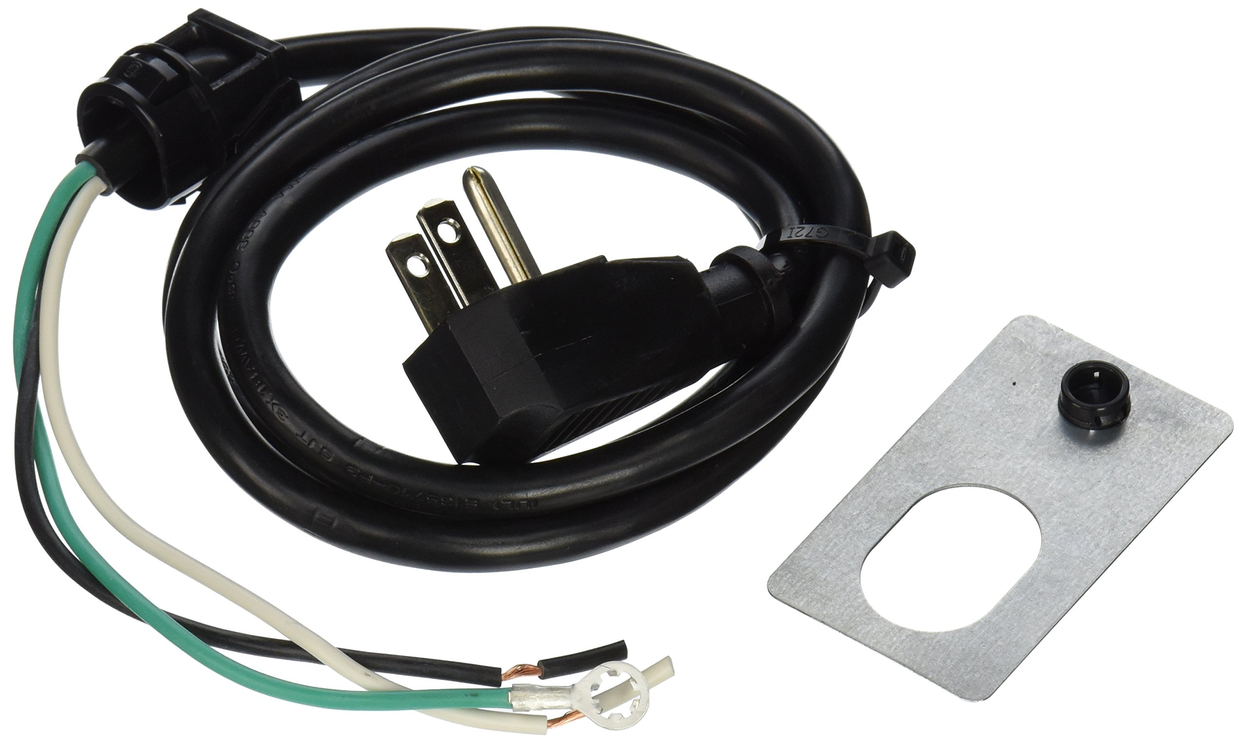 Whirlpool HOODPT3 3-Feet Range Hood Power Cord