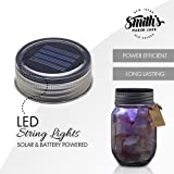 Amazon Price History for:End of Season Sale! Smiths Mason Solar powered Night Lite - Jar Included - Great for Kids Nite light!