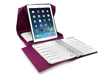 Filofax 022511 - Agenda con funda para Apple iPad Air, A5 ...