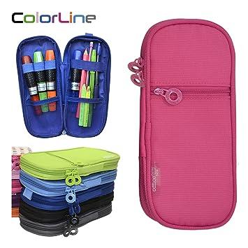 Colorline 59211 - Porta Todo Plano, Estuche Multiuso para ...