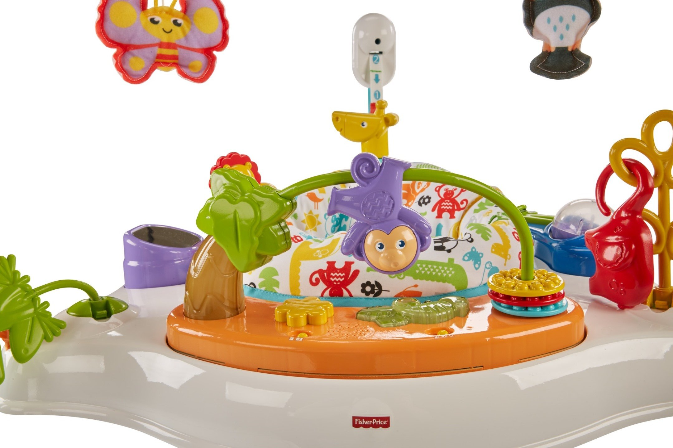 Fisher-Price Animal Activity Jumperoo, Blue by Fisher-Price (Image #7)