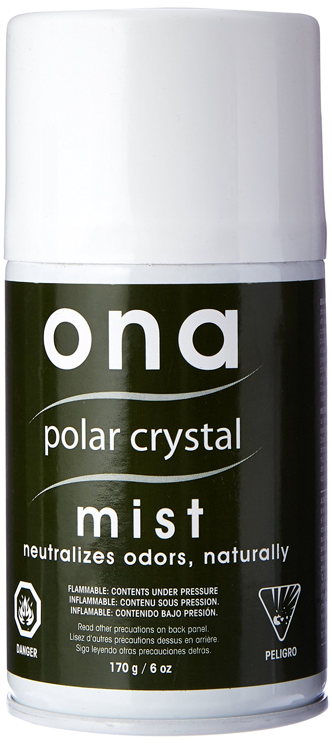 Ona Mist Polar Crystal, 6 Ounce