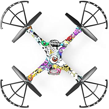 Denver DCH460 - Dron con cámara de 0.3 MP, Multicolor: Denver ...