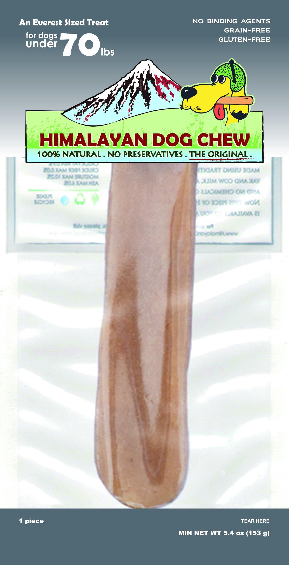 Himalayan Dog Chew Natural Dog Treat Xlarge