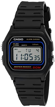 casio w59 1 v wrist watch men casio amazon co uk watches casio w59 1 v wrist watch men