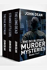 THE DCI BLIZZARD MURDER MYSTERIES: Books 1 to 3 Kindle Edition
