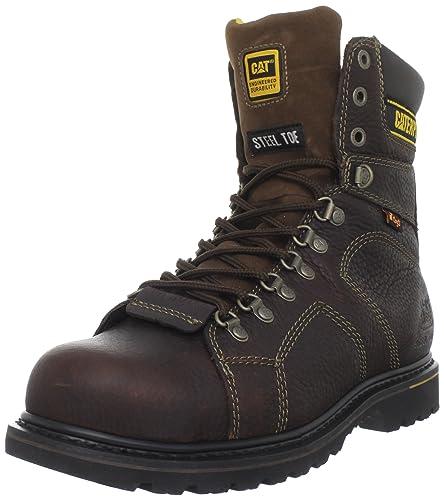 4a0adbd9b45 Caterpillar Men's Silverton Guard Steel Toe Work Boot