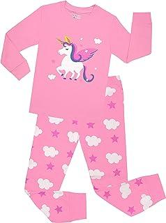 Toddler Girls Size 2 Years Gap Baby 2t Pink Unicorn Pajamas Pj Sleep Set