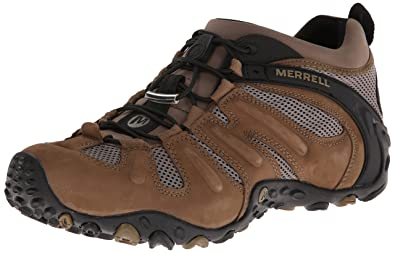 Merrell Men's Chameleon Prime Stretch Hiking Shoe,Kangaroo,7 ...