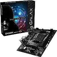 PLACA MÃE GALAX B450M AMD AM4 M-ATX AB450MAGCHJ1CW