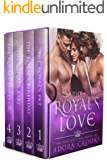 The Royal's Love: Complete MMF Ménage Royal Romance Series