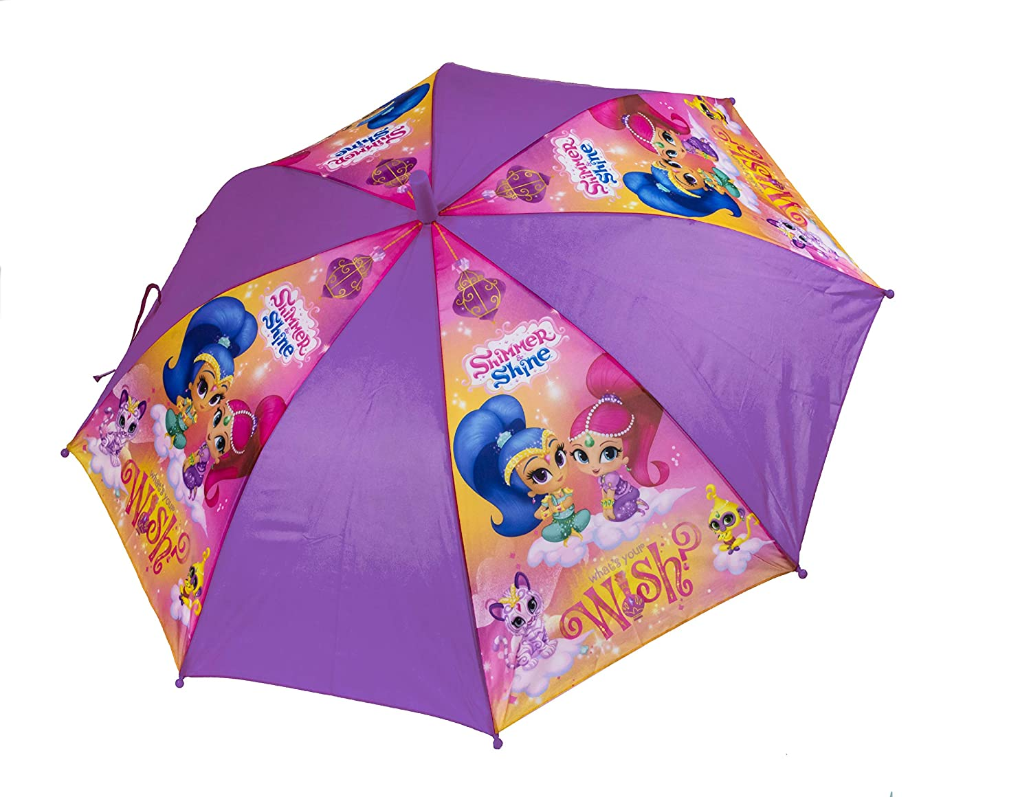Shimmer and Shine Paraguas automático 48 cm: Amazon.es: Equipaje